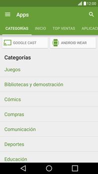 Instala las aplicaciones - LG G4 - Passo 6