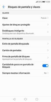 Desbloqueo del equipo por medio del patrón - Huawei Mate 10 Pro - Passo 11