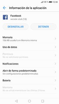 Limpieza de aplicación - Huawei P10 Plus - Passo 4