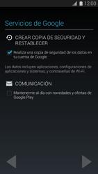 Crea una cuenta - Samsung Galaxy S5 - G900F - Passo 12