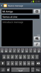 Envía fotos, videos y audio por mensaje de texto - Samsung Galaxy S 3  GT - I9300 - Passo 11