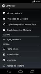 Actualiza el software del equipo - Motorola Moto E (1st Gen) (Kitkat) - Passo 5