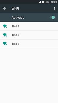 Configura el WiFi - Alcatel POP 4 Plus - 5056 - Passo 6