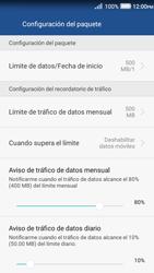 Desactivación límite de datos móviles - Huawei Y3 II - Passo 5