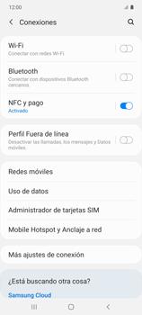 Verificar el uso de datos por apps - Samsung Galaxy S10 Lite - Passo 4