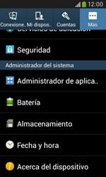 Actualiza el software del equipo - Samsung Galaxy Trend Plus S7580 - Passo 6