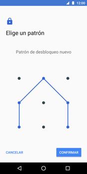 Desbloqueo del equipo por medio del patrón - Motorola Moto E5 - Passo 11