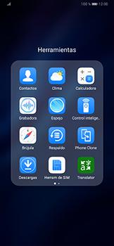 ¿Tu equipo puede copiar contactos a la SIM card? - Huawei P30 Pro - Passo 4