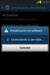 Actualiza el software del equipo - Samsung Galaxy Fame Lite - S6790 - Passo 9