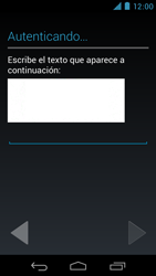 Crea una cuenta - Motorola RAZR D3 XT919 - Passo 17