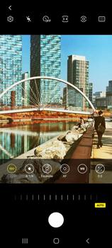 Modo profesional - Samsung Galaxy S20 - Passo 10