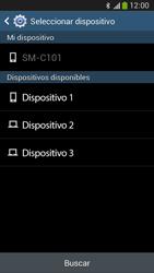 Transferir fotos vía Bluetooth - Samsung Galaxy Zoom S4 - C105 - Passo 11