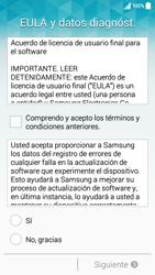Activa el equipo - Samsung Galaxy A3 - A300M - Passo 6