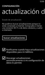 Actualiza el software del equipo - Nokia Lumia 520 - Passo 6