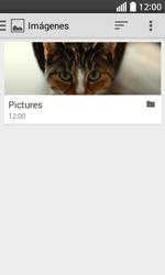 Envía fotos, videos y audio por mensaje de texto - LG L70 - Passo 16