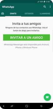 Configuración de Whatsapp - Samsung Galaxy S9 Plus - Passo 14