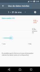 Desactivación límite de datos móviles - Sony Xperia XZ Premium - Passo 6