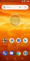 Configura el Internet - Motorola Moto E5 Play - Passo 1