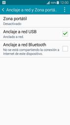 Comparte la conexión de datos con una PC - Samsung Galaxy A3 - A300M - Passo 7