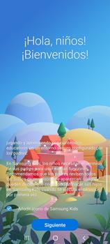 Cómo habilitar el Ambiente de Niños - Samsung Galaxy S10 Lite - Passo 6
