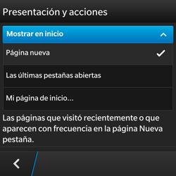 Configura el Internet - BlackBerry Q5 - Passo 18