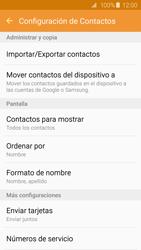 ¿Tu equipo puede copiar contactos a la SIM card? - Samsung Galaxy S6 - G920 - Passo 6