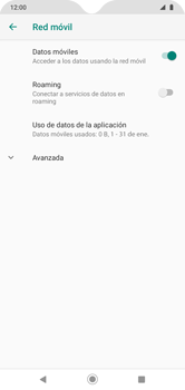 Configura el  Internet - Motorola Moto G8 Play (Single SIM) - Passo 7