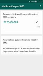 Configuración de Whatsapp - Samsung Galaxy J5 - J500F - Passo 7