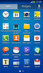 Configura el hotspot móvil - Samsung Galaxy Trend Plus S7580 - Passo 3