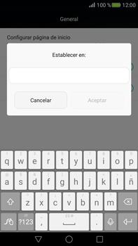 Configura el Internet - Huawei Mate S - Passo 23