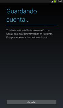 Crea una cuenta - Samsung Galaxy Tab 3 7.0 - Passo 19