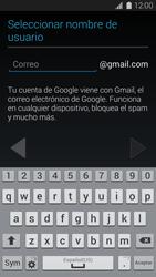 Crea una cuenta - Samsung Galaxy S5 - G900F - Passo 6