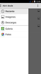 Envía fotos, videos y audio por mensaje de texto - Acer Liquid Z410 - Passo 14