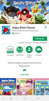 Instala las aplicaciones - Samsung Galaxy S9 Plus - Passo 15