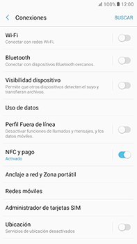 Configura el Internet - Samsung Galaxy A7 2017 - A720 - Passo 7
