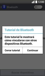 Conecta con otro dispositivo Bluetooth - LG L70 - Passo 5