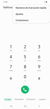Configuración del identificador de llamadas - Samsung Galaxy A30 - Passo 6