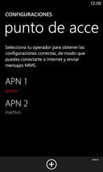 Configura el Internet - Nokia Lumia 925 - Passo 20