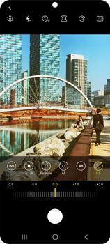 Modo profesional - Samsung Galaxy S20 - Passo 13