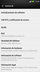 Actualiza el software del equipo - HTC One - Passo 6