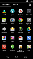 Uso de la navegación GPS - Motorola Moto G - Passo 3