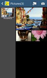 Transferir fotos vía Bluetooth - Samsung Galaxy Trend Plus S7580 - Passo 5