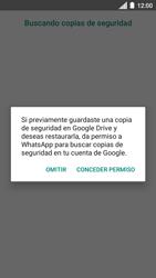 Configuración de Whatsapp - Motorola Moto C - Passo 13
