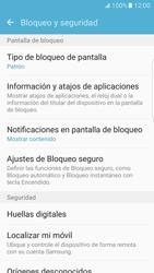 Desbloqueo del equipo por medio del patrón - Samsung Galaxy S7 Edge - G935 - Passo 13