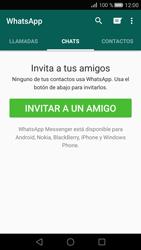 Configuración de Whatsapp - Huawei P8 - Passo 10