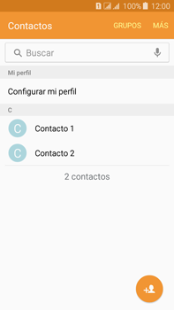 ¿Tu equipo puede copiar contactos a la SIM card? - Samsung Galaxy J7 - J700 - Passo 4
