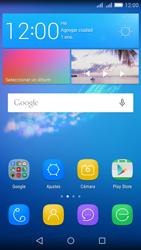 Conecta con otro dispositivo Bluetooth - Huawei Y6 - Passo 2