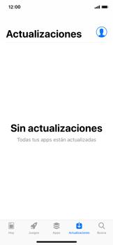Instala las aplicaciones - Apple iPhone XS - Passo 8