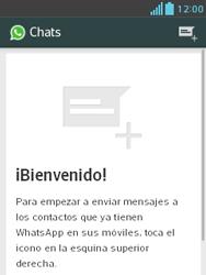 Configuración de Whatsapp - LG Optimus L3 II - Passo 10