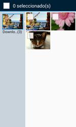 Transferir fotos vía Bluetooth - Samsung Galaxy Core Prime - G360 - Passo 7